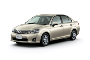 Corolla Axio 1.5 Luxel(front-wheel-drive) with options