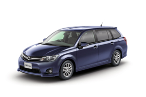Corolla Fielder 1.8S Aerotourer(front-wheel-drive) with options