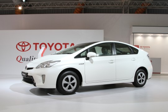 Auto expo 2014 toyota showcases all new corolla altis autos post