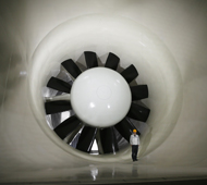 Wind Tunnel Fan