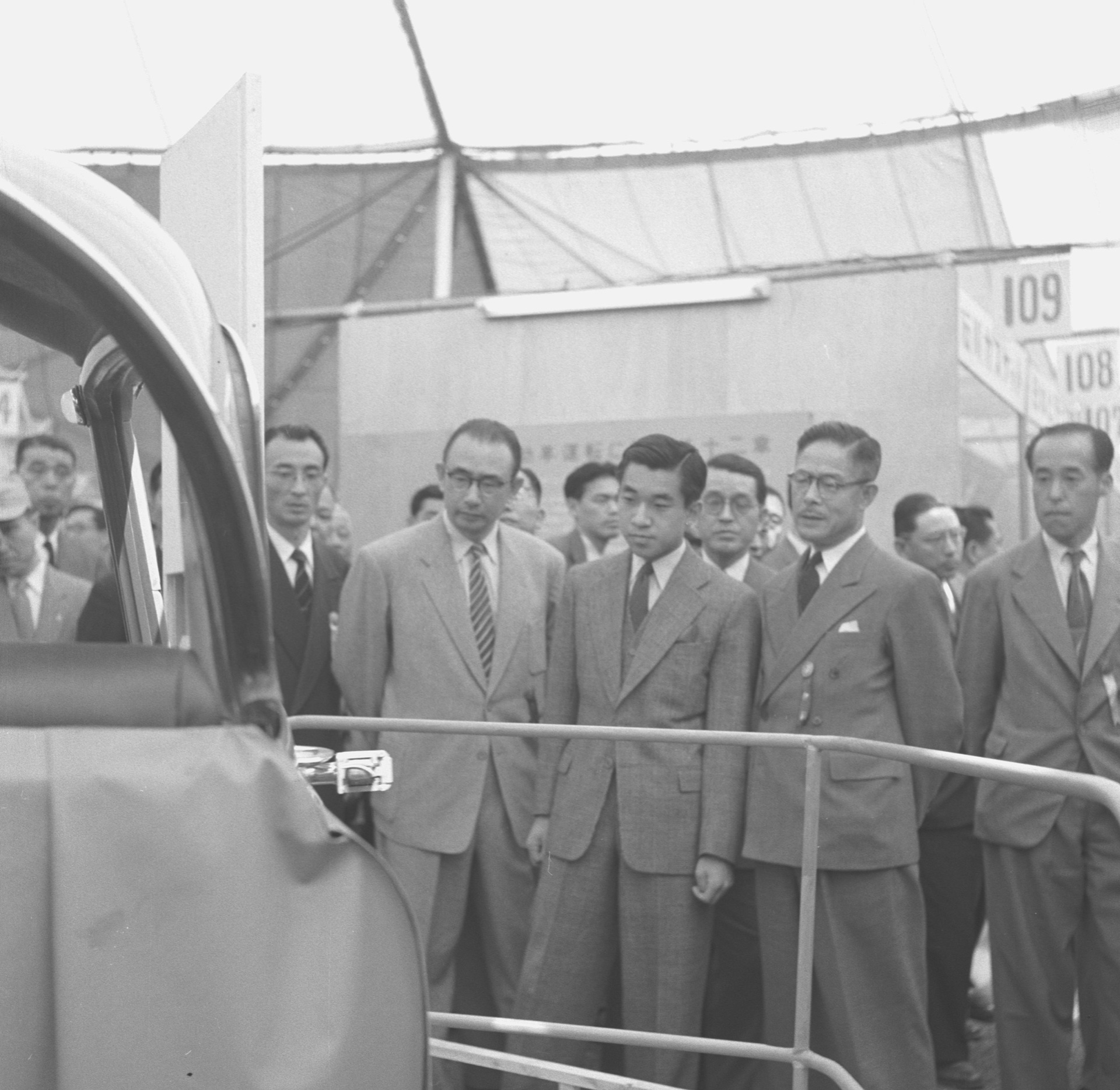 1956年 | トヨタ自動車株式会社 公式企業サイト