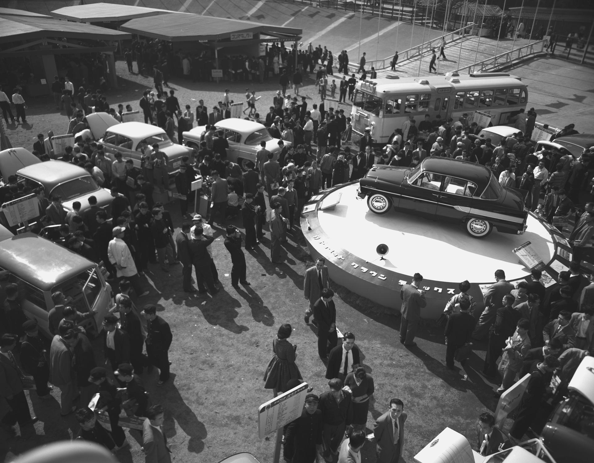 1958年   トヨタグローバルニュースルーム