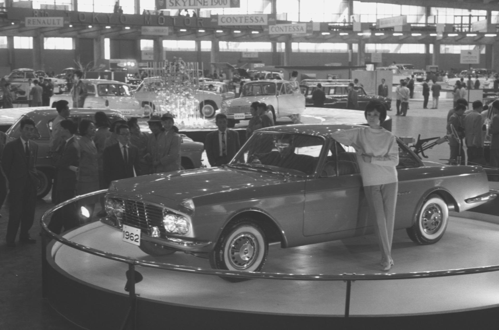 1961年 | トヨタ自動車株式会社 公式企業サイト