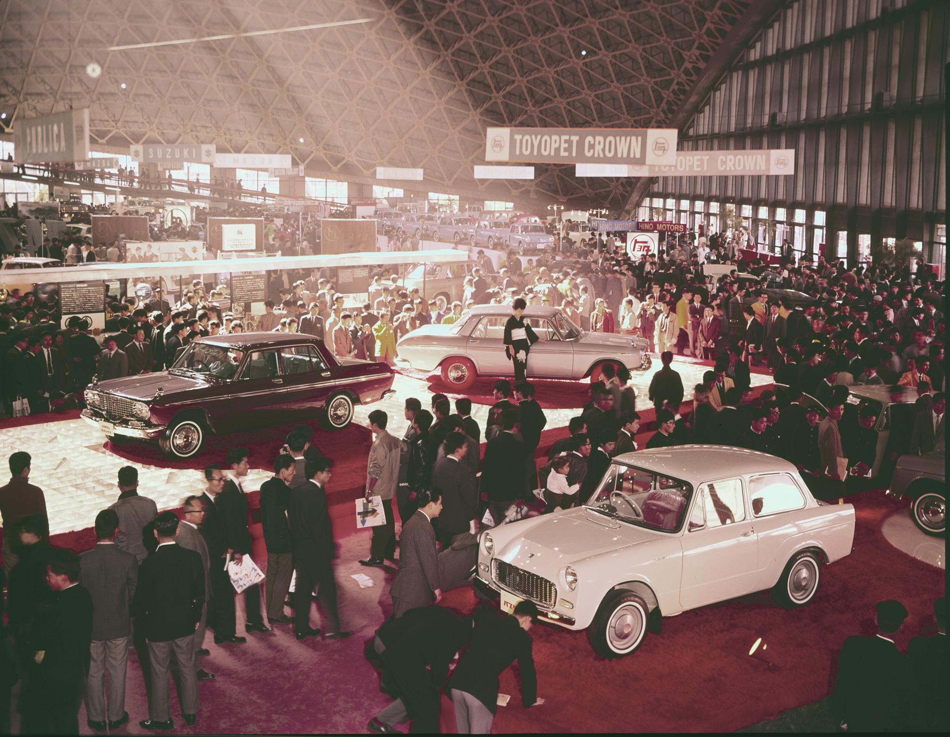 1962年 | トヨタグローバルニュ...