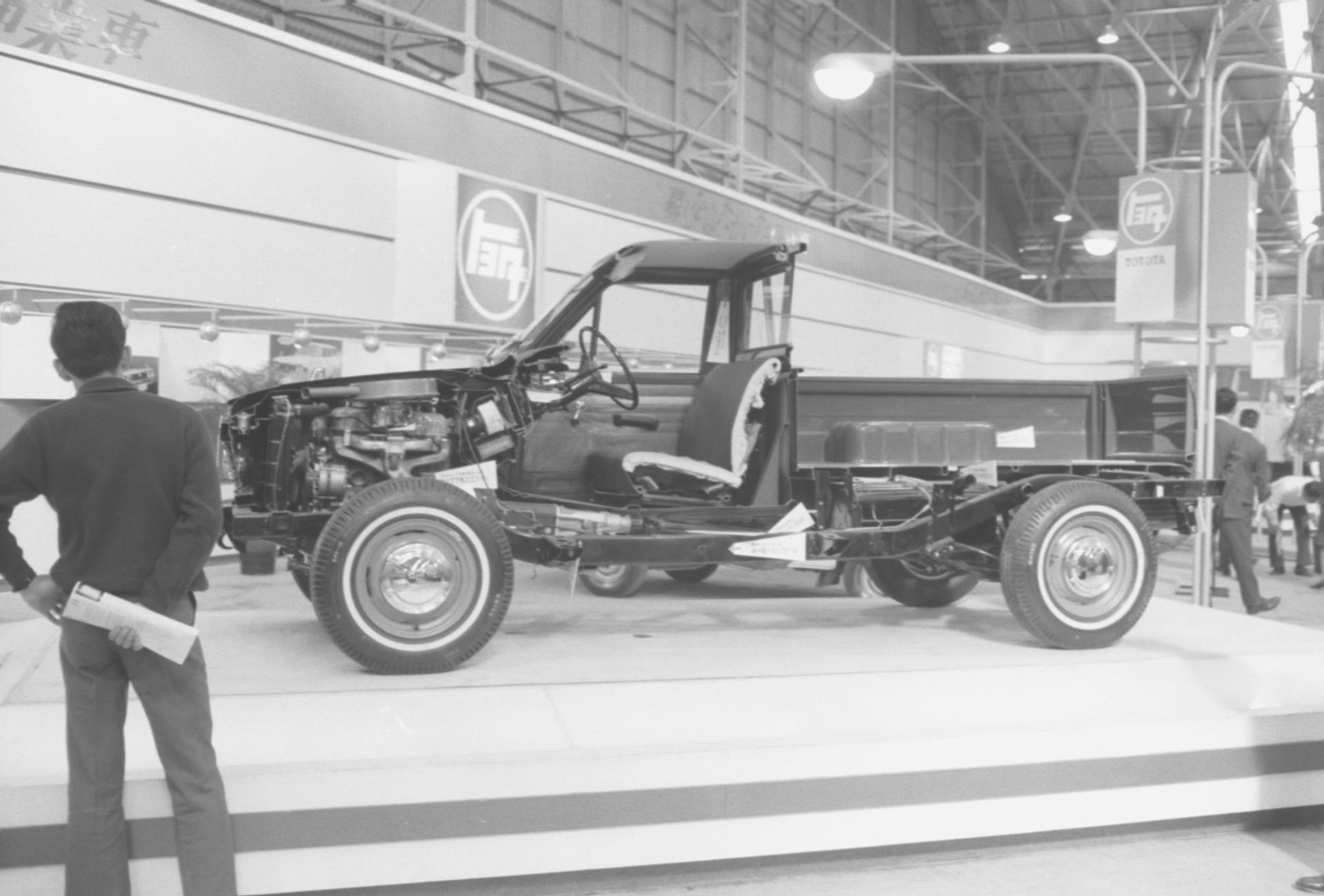 1968年 | トヨタ自動車株式会社 公式企業サイト