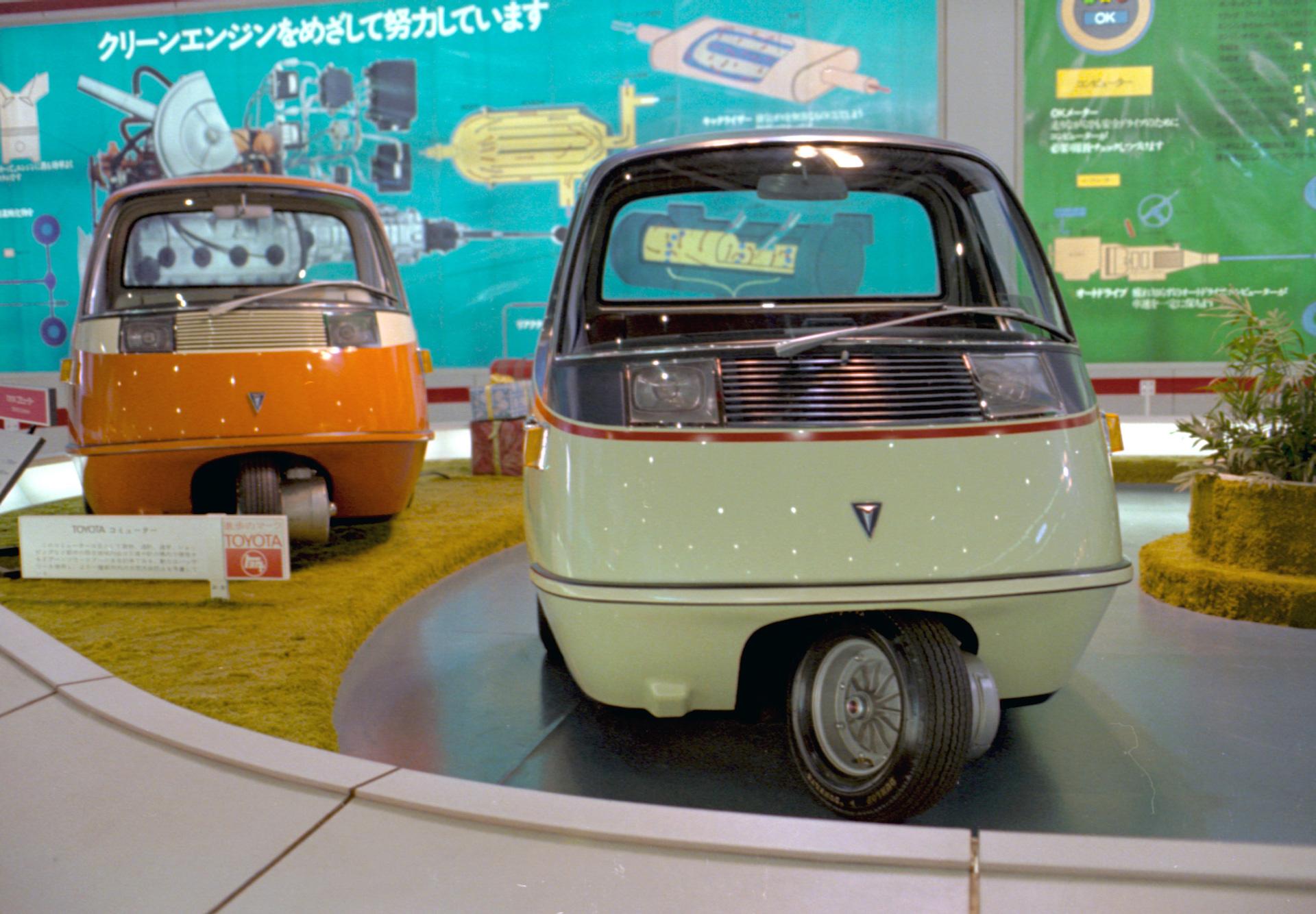 1970 Toyota Global Newsroom