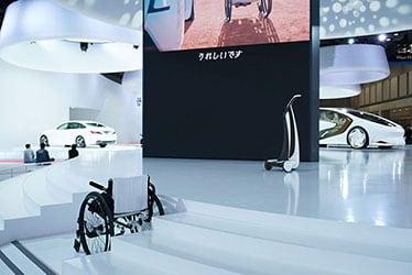 「TOYOTA Concept-愛i」シリーズ