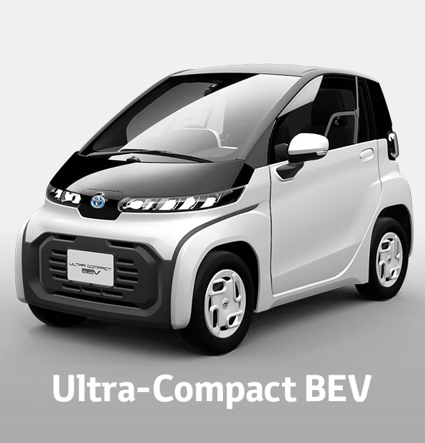 Ultra-Compact BEV